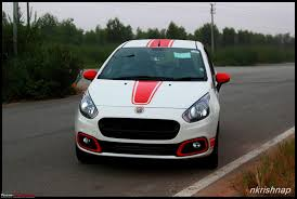 Fiat Abarth Punto - Test Drive & Review - Team-BHP