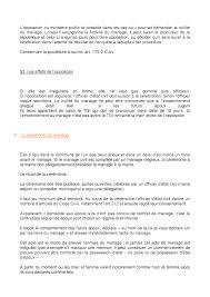 R Sum Sur La Formation Du Mariage 2 Partie Docsity Droit Civil Les Effets Du Mariage