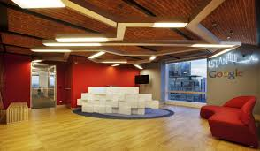 Google office environment Outside High Res Image Orbit Architectural Lighting Orbit Architectural Lighting