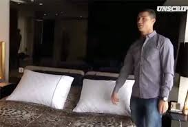 Good Ronaldo In His Bedroom