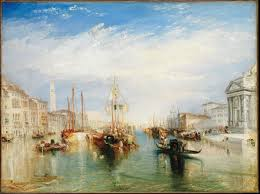 Joseph Mallord William Turner | Venice, from the Porch of Madonna della  Salute | The Metropolitan Museum of Art