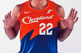 Roam the north @raptors city edition jerseys are launching in march 2021. New Cavs City Uniform Mixes Up Past Uniforms In Blender Sportslogos Net News
