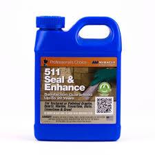 miracle sealants 32 fl oz 511 seal and enhance stone sealer and enhancer