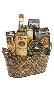 o s time gift basket