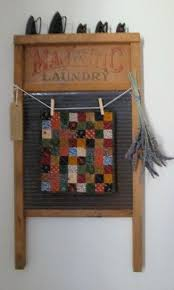 50 best Quilt display ideas images on Pinterest | Quilt racks ... & Humble Quilts: Charlotte& Quilt DecorGreat way to display a mini quilt! Adamdwight.com