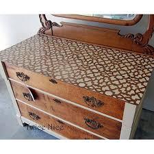 cutting edge furniture. Zamira-craft-DIY-furniture-stencil Cutting Edge Furniture