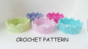 Crochet Crown Pattern Unique Ravelry Crown Pattern By Kerry Jayne Designs
