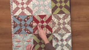 How to Piece Together Quilt Batting | National Quilters Circle & Quilt Top Design Ideas Adamdwight.com