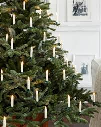 Color Changing LED Christmas Tree Candles, Set of 20 by Balsam Hill