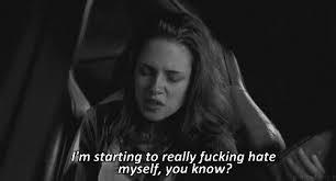 Sad Movie Quotes Magnificent Sad Quotes Kristen Stewart Hate Self Hate Sicklysatisfied
