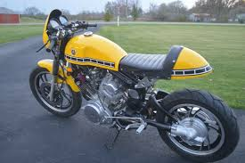 1982 yamaha virago xv750 cafe racer