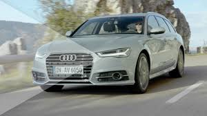 2015 Audi A6: New engine and Infotainment - YouTube