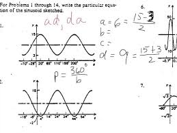 marvellous trig graph to equation worksheet you writing equations of piecewise functions a 4 5 maxresde