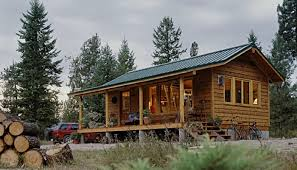 Sherpa Cabins in Thomson Falls, MT is a tiny house worth looking into.  According to Kris Anderson the owner and builder of these fine little cabins  quality ...