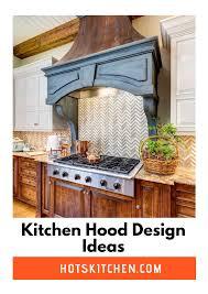30+ Kitchen Hood Ideas 2019 Trend (Modern, Rustic, Custom, Island)