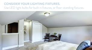 consider lighting fixtures for vaulted ceilings