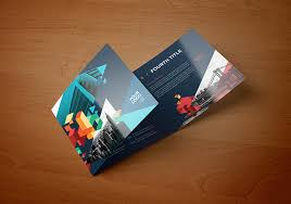 15 Tri Fold Brochure Designs For Inspiration Designcanyon