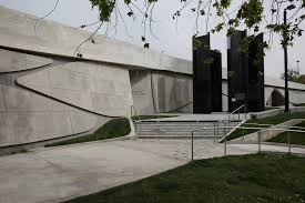 the los angeles museum of the holocaust which opened last fall credit marissa roth for the new york times