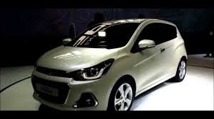 Chevrolet Spark 2016 from Auoshow Newyork -For India Its Chervolet ...