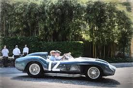 1957 ferrari 335 sport scaglietti: Ferrari 335 Sport Digital Art By Duschan Tomic