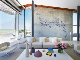 image of good modern wall decor for living room