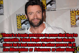 James Mangold Unleashes Five Quotes About Hugh Jackman and 'The ... via Relatably.com