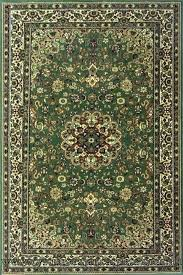 dark green oriental rug antique muted hand knotted beige rugs earth