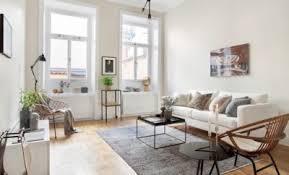 Creative Scandinavian Home Interior Combined With Plants Decor