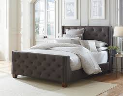lovely idea tufted upholstered headboard and footboard set bed in headboards footboards for queen beds decorations 14