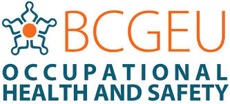 safety representitive occupational health safety ohs bcgeu bc government and
