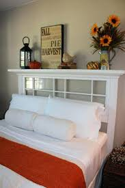 Headboard Made From Shutters Enchanting Window Ideas About Remodel Style  Headboards With Diy