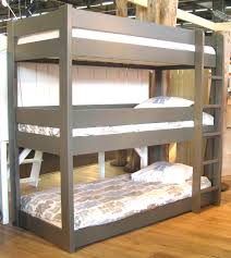 Saving Space And Staying Stylish With Triple Bunk Beds Arresting ...