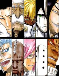 Bleach Relationships Chart Top 10 Strongest Espada In Bleach Reelrundown