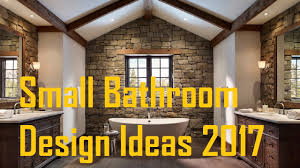 Small Picture 50 Small Bathroom Design Ideas 2017 YouTube