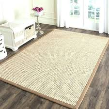 pottery barn rugs 8x10 natural fiber area rug doormat twine jute handmade welcome rug custom border