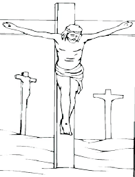 Stations Of The Cross Coloring Pages Pdf Lovely Printable Best For