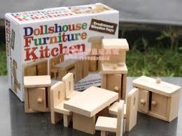 dolls furniture set. Wonderful Design Wooden Dollhouse Furniture Sets 2018 Wholesale Bathroom Miniature Kitchen Toys For Children Free Shipping Dolls Set