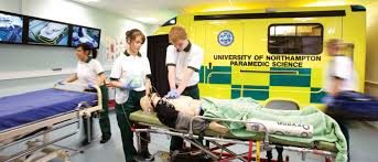 paramedic science foundation degree paramedic science bsc hons