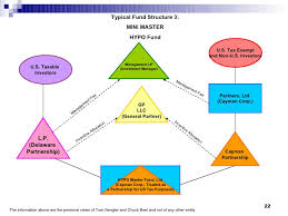 Master Feeder Structure Chart Management Companies And Special Purpose Vehicles