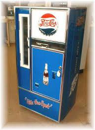 Pepsi Glass Bottle Vending Machine New Vintage Retro Pepsi Machine Bars And Bo