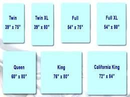 Bed Chart Tonneau Cover Size Chart Mattress Size Chart Ultimate