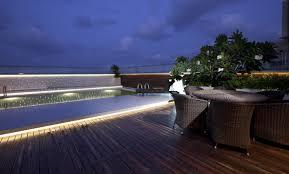 pool deck lighting ideas. Pool Deck Lighting Zzarchitects 02resized Ideas D