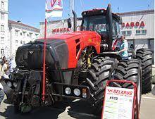 Минский тракторный завод Википедия Трактор Беларус 4522