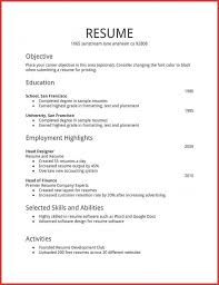 Personal Resume Examples Beauteous Resumes Examples Activities And Example New Of Hobbies In Personal