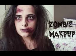 easy zombie makeup tutorial sfx free you