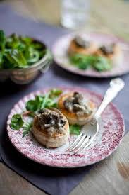 beef mushroom vol au vents recipe