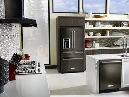 Cooks Brand Kitchen Appliances Kitchenaid Black Stainless Appliances