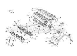 lamborghini gallardo lp560 coupe > engine order online eurospares lamborghini gallardo lp560 coupe intake manifold diagram