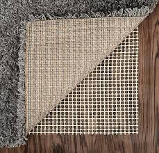 abahub anti slip rug pad 5x7 for under area rugs carpets runners doormats on
