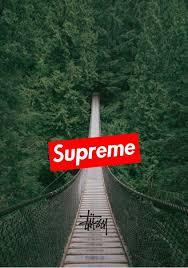 Supreme wallpaper ...